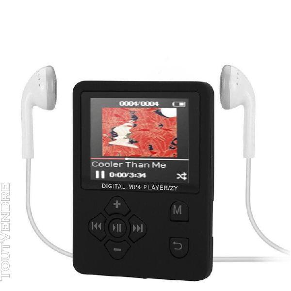 Madkanao baladeur mp3 580 lecteur mp3 mp3 mp4 portable