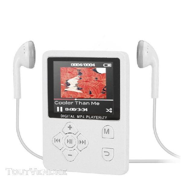 Madkanao baladeur mp3 581 lecteur mp3 mp3 mp4 portable
