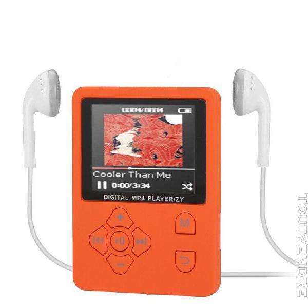 Madkanao baladeur mp3 582 lecteur mp3 mp3 mp4 portable