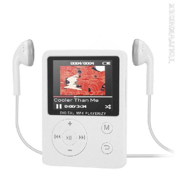 Madkanao baladeur mp3 585 lecteur mp3 mp3 mp4 portable