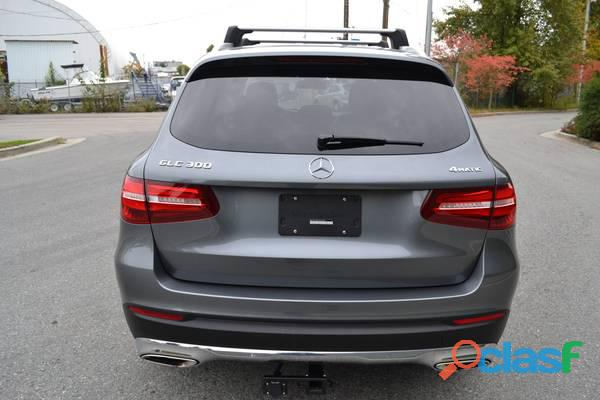 Mercedes benz glc 300 4matic 2018