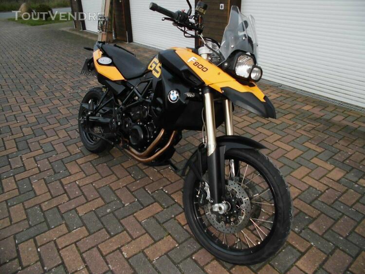 2009 bmw f 800 gs
