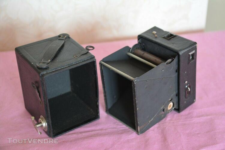 ancien appareil photos coronet