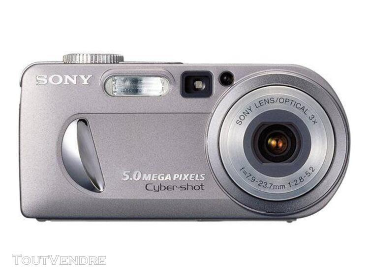 appareil photo compact sony cyber-shot dsc-p10 p10 - apparei