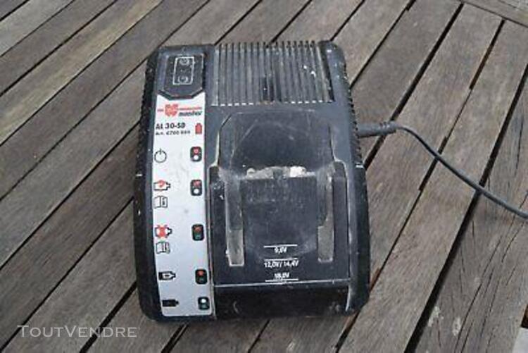 chargeur de batterie wurth hs