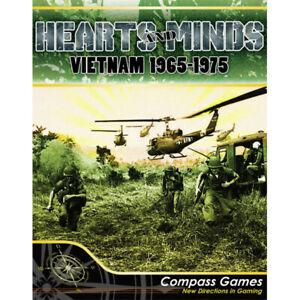 Hearts and minds 1965 to 1975, compass games