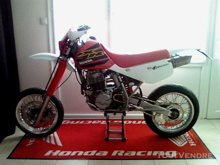 Honda xr 600r 1991