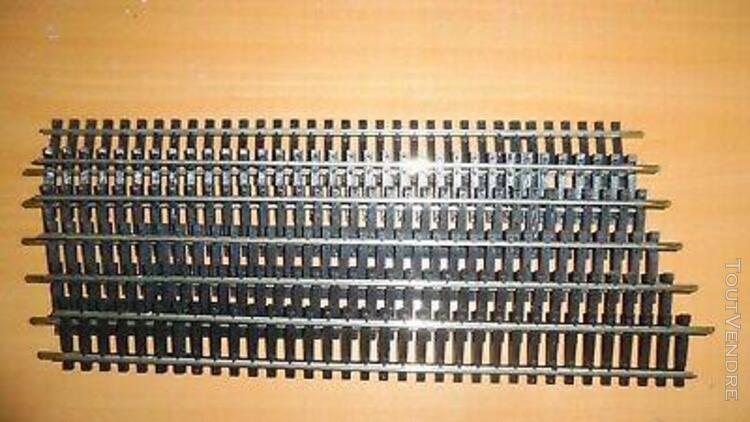 Jouef - 6 rails droits mailleshort - train électrique -