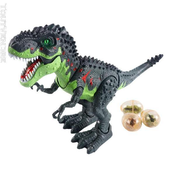 Lectronique marche dinosaure jouets vert marche