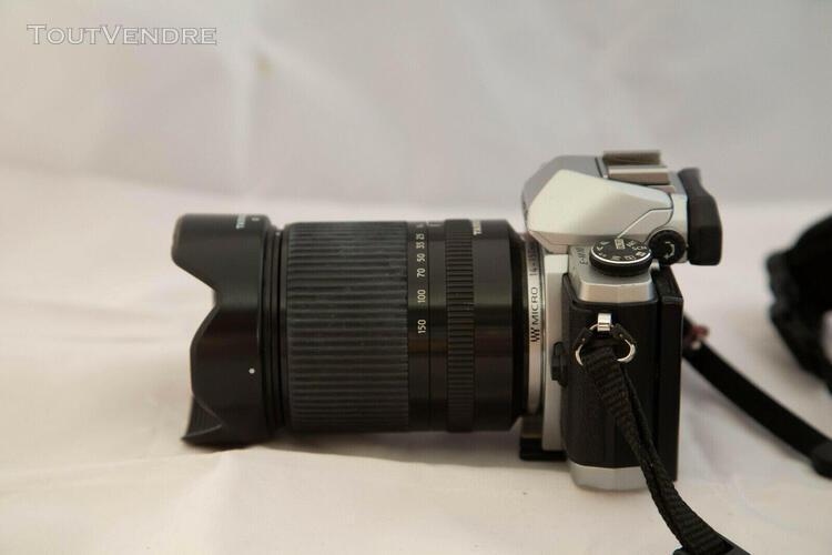 olympus om-d e-m10 appareil photo numérique hybride +
