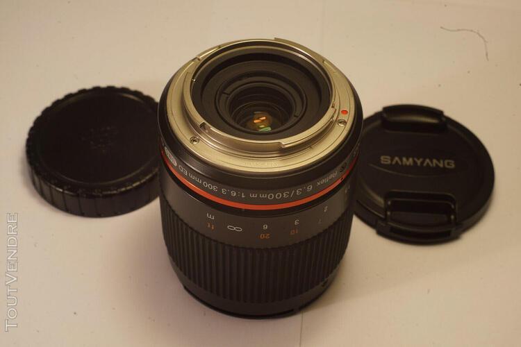 samyang 300mm f6.3 ed umc cs for sony e