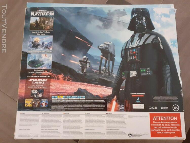 """Sony ps4 1tb """"star wars battlefront"""" limited edition"""