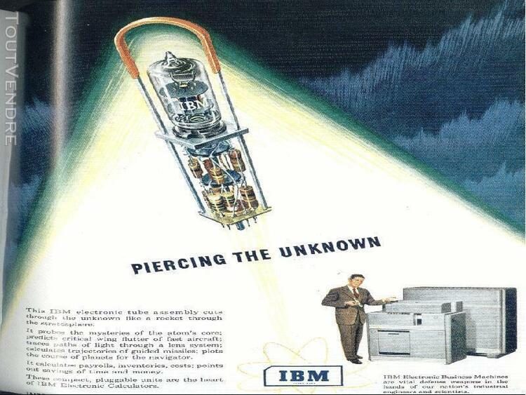2 x plugs ibm computer 604 year 1948 plug-in's - in1 & ps2 t