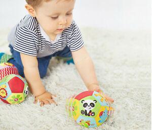 Bague pour enfants bébé bellball bébé tissu musiques