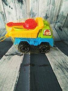 Camion jouet de plage 4 accessoires (dont le camion) neuf