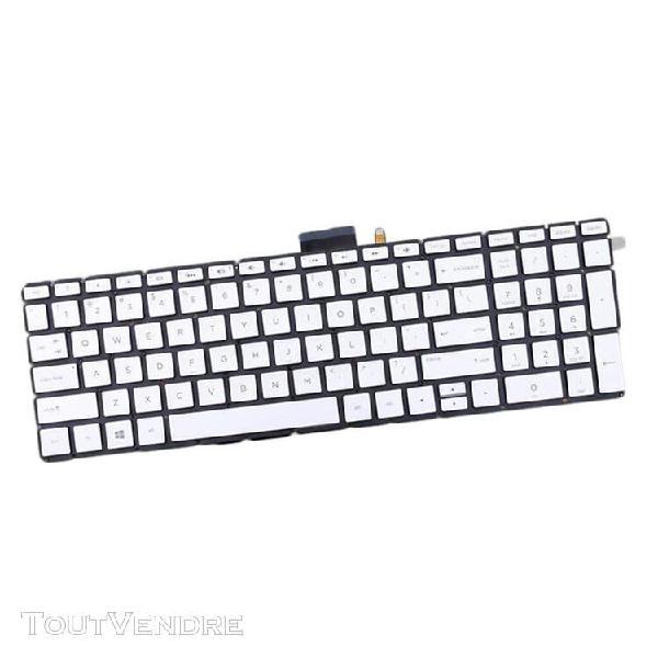Clavier d'ordinateur portable pour hp envy x360 15m 15-bp 15