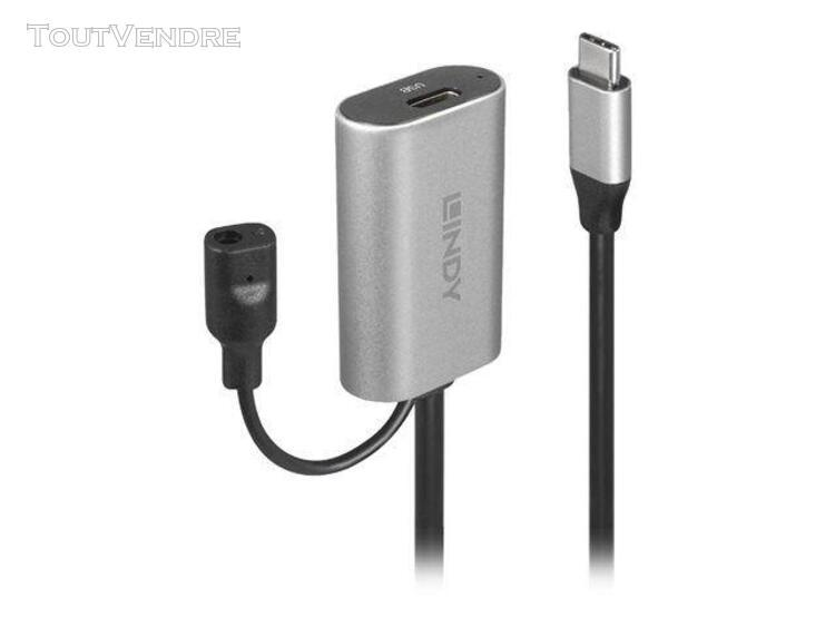 Lindy active extension cable - câble d'extension usb -
