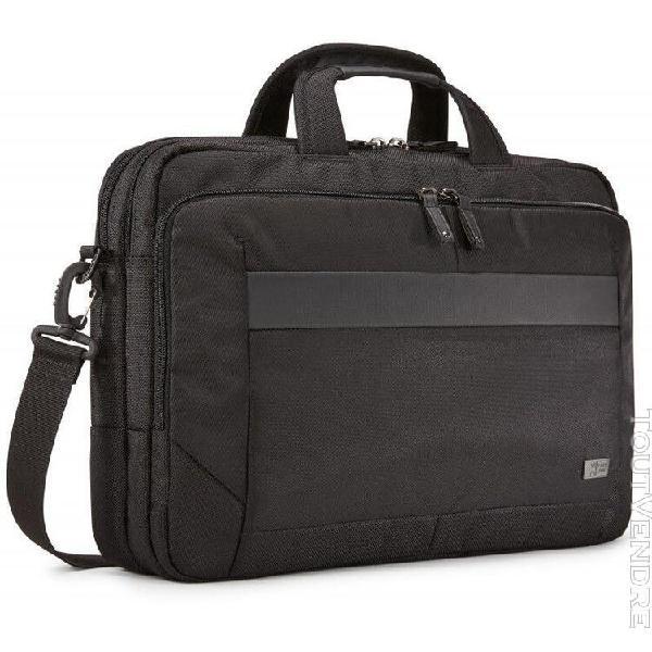 notion 15.6in briefcase black