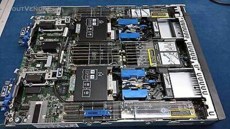 serveur hp bl660c g8, 4 xeon e5-4650, 512 go ram