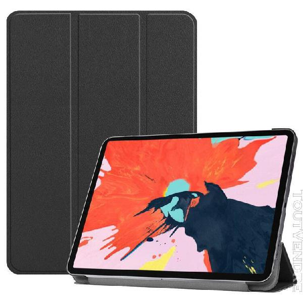slim magnetic for apple ipad pro 12.9-inch 2018 smart case c