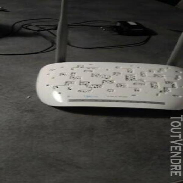 Tp-link td-w8968 modem/routeur adsl2+ sans fil n 300mbps usb