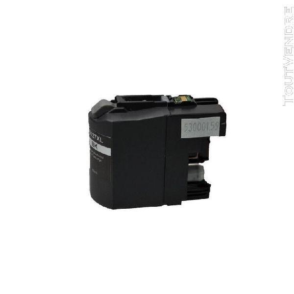 v7 ink brother lc-127xl-bk bk pg y 1200