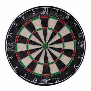 Xq max cible de fléchettes en sisal mvg darts 064901