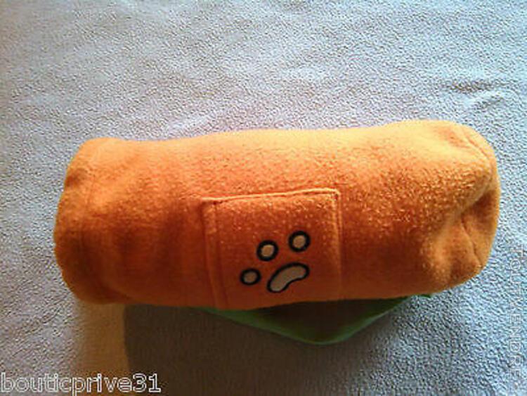 couverture bébé / enfant - plaid dans son petit baluchon -