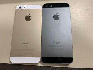 Lot de 2 iphone se débloqué hs, ne s'allume pas, pas