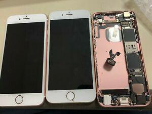 Lot de 3 iphone 6s débloqué hs, ne s'allume pas, pas