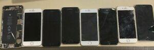 Lot de 8 iphone 6 débloqué hs, ne s'allume pas, pas