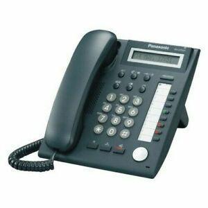 Panasonic kx-dt321 digital phone noir