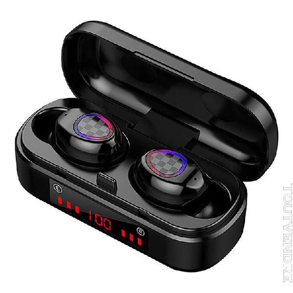 Sans fil bluetooth écouteurs stéréo intra-auriculaire