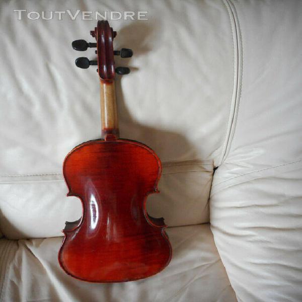 ancien violon mansuy 4/4 jtl jérome thibouville lamy mireco