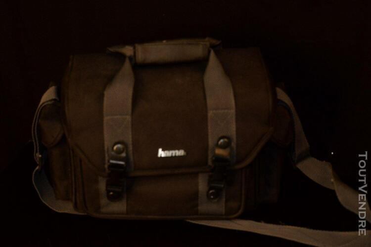 Hama sac messenger noir étui et housse d'appareils