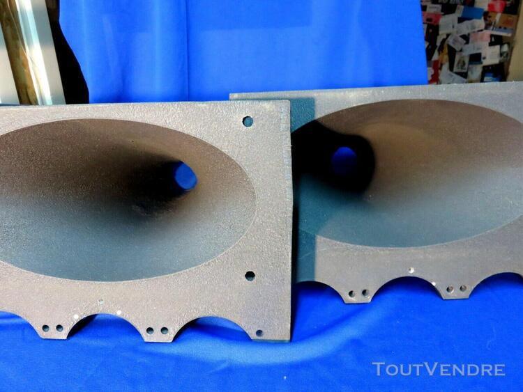 jbl- das trompettes fonte pour compression 2 pouces