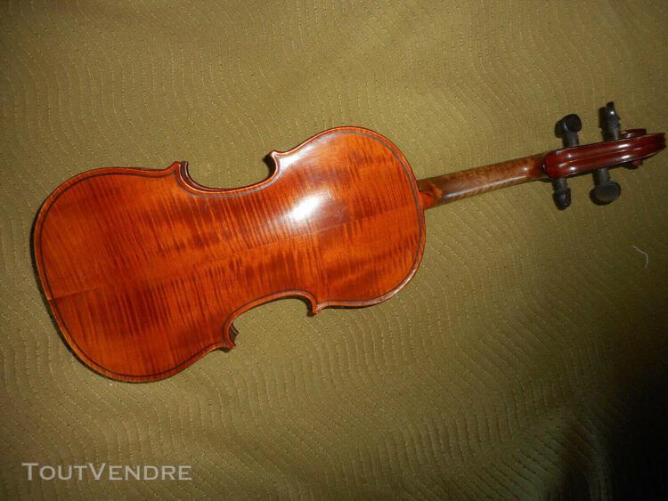 très beau violon ancien 1/2 ou 1/4 29,7cm - antique old