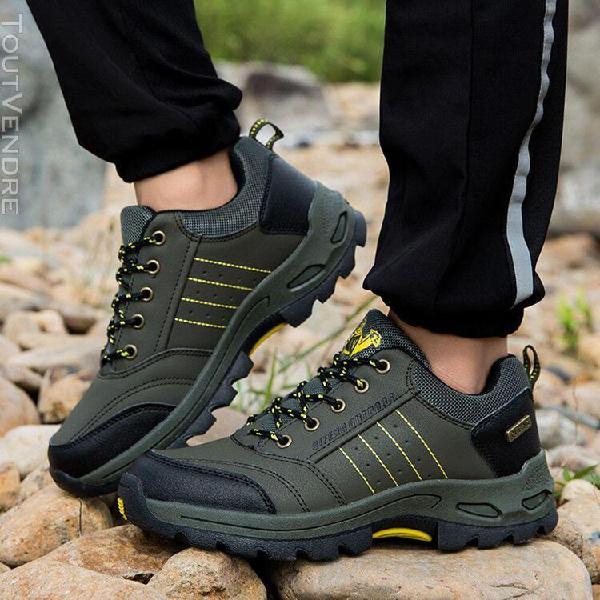 baskets hommes chaussures de randonnée en plein air