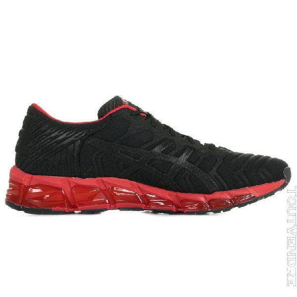 chaussure de running asics gel quantum 360 5 - 1021a113-001