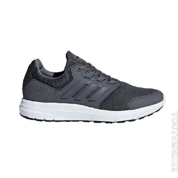 running: adidas galaxy 4 gris f36162-taille-45 1/3