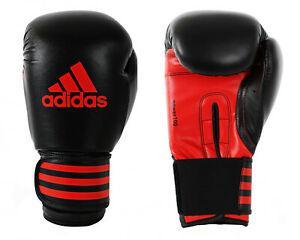 2 gants boxe adidas power 100 - 14 oz neuf destocke