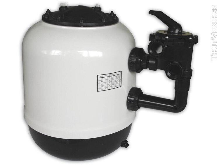 filtre alaska laminé avec vanne latérale 600
