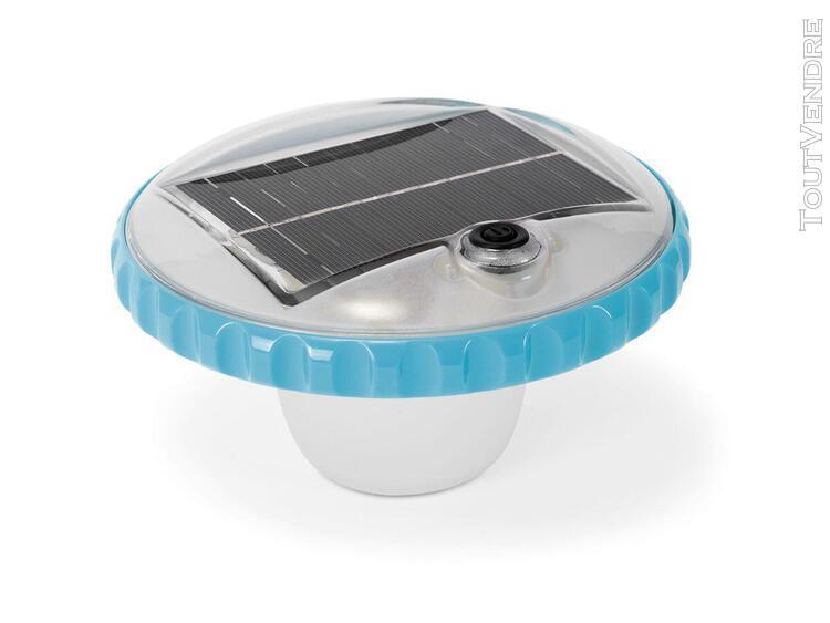 lampe flottante solaire - intex