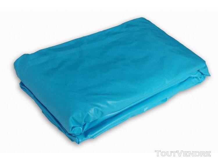 liner pour piscine de 550x366x132 cm. toi 8904