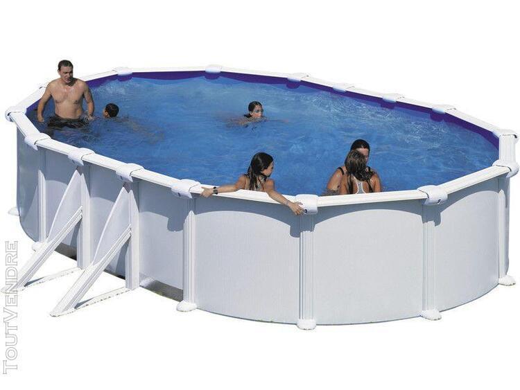 piscine gre ovale azores 500 x 300 x 132 cm