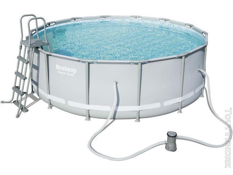 piscine hors sol 427 x 122 cm bestway 56444
