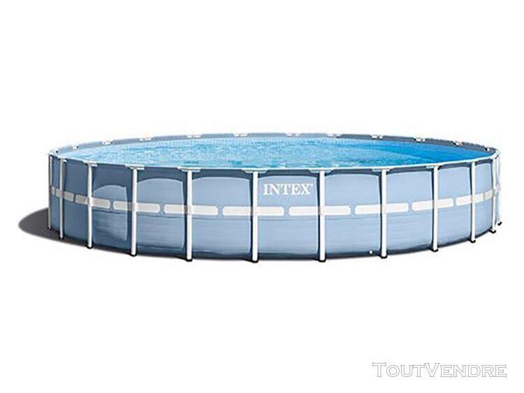 piscine hors sol 457x122 cm. intex 26736