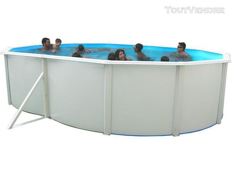 piscine hors sol ovale 550 x 366 x 120 cm productos qp ptc50