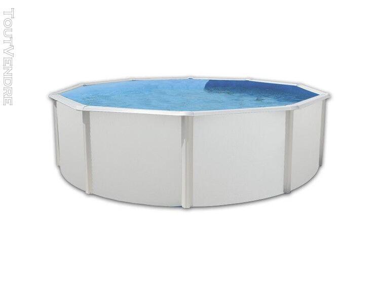 piscine hors sol ronde 460 x 120 cm productos qp ptc403