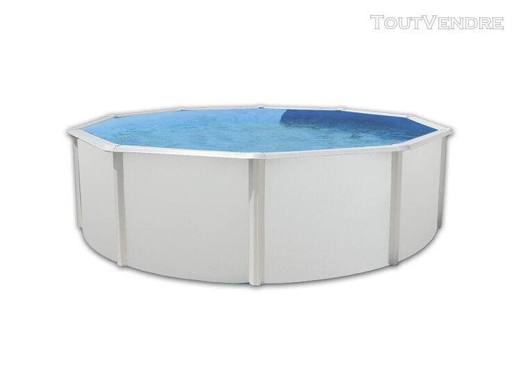 piscine hors sol ronde 460 x 120 cm productos qp ptc504612m